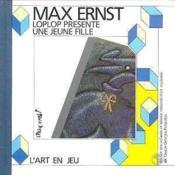 Ernst max loplop - Couverture - Format classique
