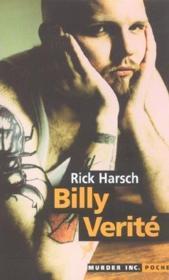 Billy verite - Couverture - Format classique