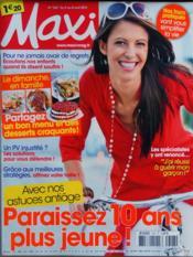 Maxi N°1327 du 02/04/2012 - Couverture - Format classique