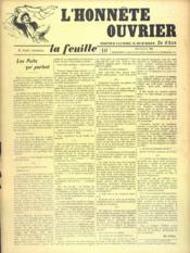 Feuille De Zo D'Axa (La) N°24 - Intérieur - Format classique