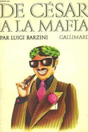 De Cesar A La Mafia. - Couverture - Format classique
