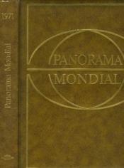 Panorama Mondial, Encyclopedie Permanente. 1971. - Couverture - Format classique