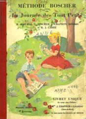 Methode Boscher Ou La Journee Des Tout Petits - Couverture - Format classique