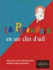 Le Portugais En Un Clin D'Oeil - Intérieur - Format classique