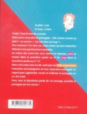 Le Portugais En Un Clin D'Oeil - Couverture - Format classique