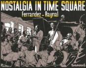 Nostalgia In Time Square - Couverture - Format classique