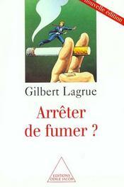 Arreter De Fumer ? - Intérieur - Format classique