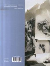 Ernest pignon-ernest ; situation ingresque - 4ème de couverture - Format classique