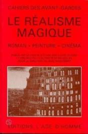 Le Realisme Magique - Couverture - Format classique