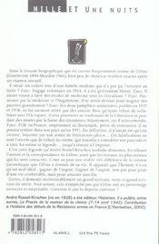 Celine Et Le Grand Mensonge - 4ème de couverture - Format classique