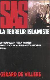 SAS ; la terreur islamiste - Intérieur - Format classique