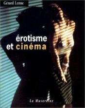 Erotisme et cinema - Couverture - Format classique