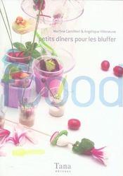Petits dîners pour les bluffer - Intérieur - Format classique