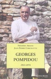 Georges Pompidou (1911-1974) - Intérieur - Format classique