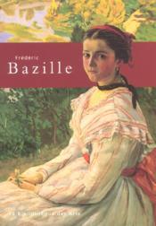 Frederic Bazille - Couverture - Format classique