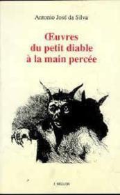 Oeuvres Du Petit Diable A La Main Percee - Couverture - Format classique