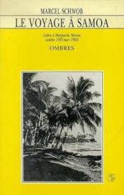 Le Voyage A Samoa - Couverture - Format classique