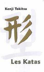 Katas - Kenji Tokitsu - Intérieur - Format classique