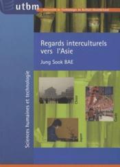 Regards interculturels vers l'Asie - Couverture - Format classique