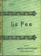 La Fee. - Couverture - Format classique