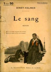Le Sang. Collection : Select Collection N° 237 - Couverture - Format classique
