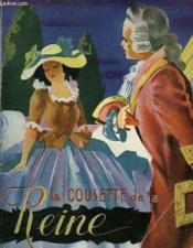 La Cousette De La Reine - Couverture - Format classique