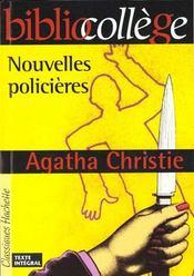 Nouvelles policières - Intérieur - Format classique