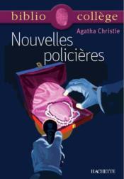 Nouvelles policières - Couverture - Format classique