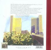 Carnet De Paris 5e Et 13e Arrondissements - 4ème de couverture - Format classique