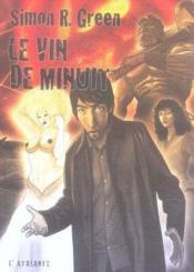 Le Vin De Minuit - Couverture - Format classique