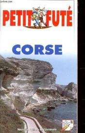 Corse 2000, Le Petit Fute - Couverture - Format classique