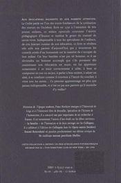 Civilite Puerile - 4ème de couverture - Format classique