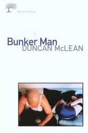 Bunker Man - Intérieur - Format classique
