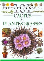 Les cactus et plantes grasses - Intérieur - Format classique