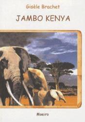 Jambo Kenya - Couverture - Format classique