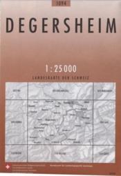 Degersheim - Couverture - Format classique