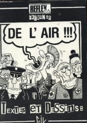 Reflexes Presente : De L'Air !!!! - Couverture - Format classique
