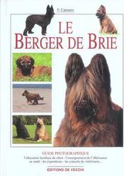 Berger De Brie - Intérieur - Format classique
