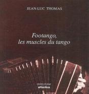 Footango ; les muscles du tango - Couverture - Format classique