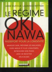 Regime Okinawa (Le) - Couverture - Format classique