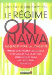 Regime Okinawa (Le) - Intérieur - Format classique