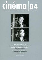 Revue Cinema T.4 - Intérieur - Format classique