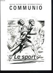 Le Sport - N 184 (Mars-Avril 2006) - Couverture - Format classique