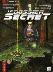 Le dossier secret - Intérieur - Format classique
