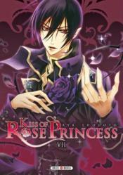 Kiss of rose princess t.7 - Couverture - Format classique