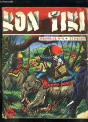 Kon Toki N° 6. - Couverture - Format classique