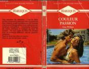 Couleur Passion - Hero In Disguise - Couverture - Format classique