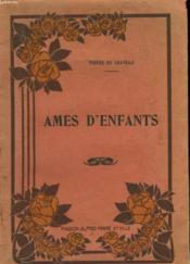 Ames D'Enfants - Couverture - Format classique