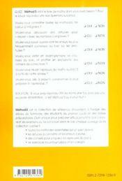 Method'S ; mathématiques ; terminale S ; 180 méthodes, 90 exercices corrigés - 4ème de couverture - Format classique