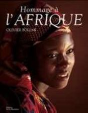 Hommage à l'Afrique - Couverture - Format classique